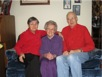 Mom, Nannie, Dad